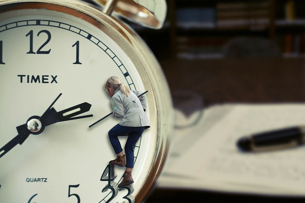 Time management aktivnej matky